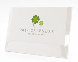 クリアケース カレンダー